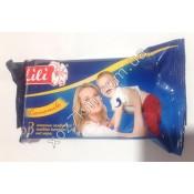 Влажные салфетки Lili (63 шт.)