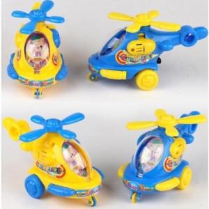 X-1409 Вертолёт с верёвкой для детей