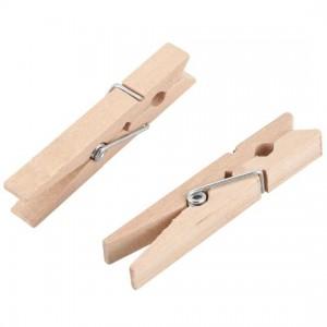 X-366 Прищепки деревянные
