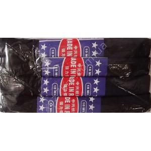 X-370 Резинка для одежды чёрная