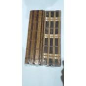 X-2755 Коврик бамбук 30*40 размир +бумага кург