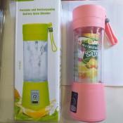 x-2803 Partable rechargeble battery juice blender