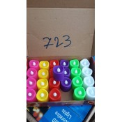 x-3382  Свечи на батарейке  723