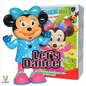 Х-3501 Music dance minnie mouse