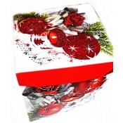 x-3537 Коробка большая новогодняя