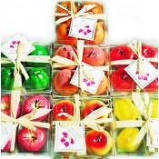 x-3567 Свеча фрукты (D-100)