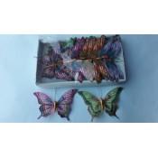 X-3711 Бабочки малинки