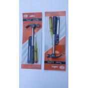 X-3860 Малаток+нож канцеларскеи+индикатор