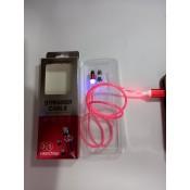 X-3967 USB Кабел магнитни с насадкими