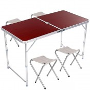 X-4844 Cтул 120-60см +4 стол