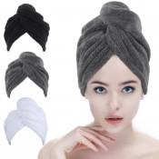 X-4870 Чехол для сушки волос мужской детей женшин мужчин шапка