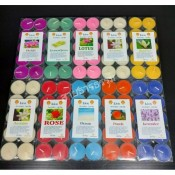 X-5104  Свечи таблетки ароматизированные 10шт