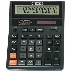X-533 Калькулятор 888