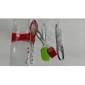 x-2189 набор силикон кис+лап+шепц+венч